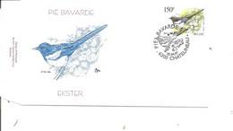Belgique - Oiseaux - Buzin (   FDC De 1997 à Voir) - 1991-00