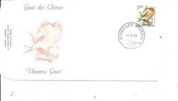 Belgique - Oiseaux - Buzin (   FDC De 1993 à Voir) - 1991-00