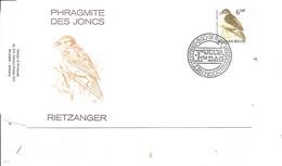 Belgique - Oiseaux - Buzin (   FDC De 1994 à Voir) - 1991-00