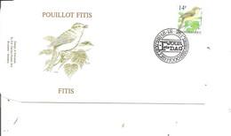 Belgique - Oiseaux - Buzin (   FDC De 1995 à Voir) - 1991-00