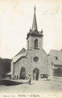 Durbuy Sur Ourthe L'église Animation N°644 G. H. 1906 - Durbuy