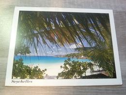 SEYCHELLES - ANSE LAZIO - PRASLIN - EDITIONS JURIEN PALMYRE - - Seychelles