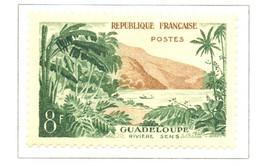 France - Neuf - 1957 Y&T 1125 - GUADELOUPE RIVIÈRE SENS - (1) - Neufs