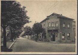 Amnéville Près Metz Et Thionville Rue Des Romains Et Café Du Stade - Unclassified