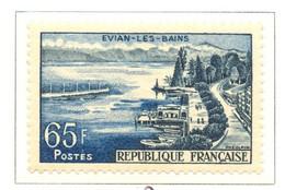 France - Neuf - 1957 Y&T 1131 - ÉVIAN-LES-BAINS - (1) - Neufs
