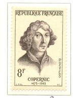 France - Neuf - 1957 Y&T 1132 - Nicolas Copernic, Chanoine, Médecin Et Astronome - (1) - Neufs