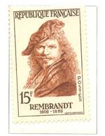 France - Neuf - 1957 Y&T 1135 - Autoportrait De Rembrandt - (1) - Nuovi
