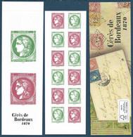 BC Cérès De Bordeaux De 1870 (2020) Neuf** - Gedenkmarken