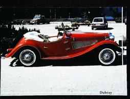 ► AUTOMOBILE Vintage MERCEDES 500 K - Edts DUbray à Conches - Conches-en-Ouche