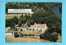 46-----LUZECH---château De Caix  XVIIè Siècle--voir 2 Scans - Luzech