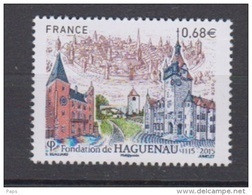 2015-N°4969** HAGUENAU - Unused Stamps