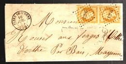 39822 - DE FLERS DE  L ORNE - 1849-1876: Periodo Classico