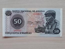 Angola - 50 Kwanzas - 14.08.1979 - Camarada Dr. Agostinho Neto - Angola