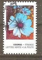 FRANCE 2020 Y T N °1860  Oblitéré Cachet Rond - Adhesive Stamps