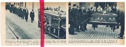 Orig. Knipsel Coupure Tijdschrift Magazine - Beernem - Begrafenis Minister Sap - 1940 - Unclassified