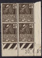 FRANCE N** 271 MNH - 1930-1939