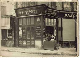 GRANDE PHOTO Brasserie AU DEPART Tél 51 Avec Personnel VOIR ZOOM Et Charcuterie J. DAGOURY Voir Description - Non Classés