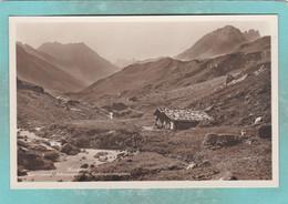 Small Old Postcard Of Ueschinental,Kandersteg,Canton Of Bern, Switzerland,K125. - BE Berne