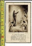 KL 231 - HET BROOD DER ENGELEN - COMMUNIE VAN PAUL VAN HAUTE - THIELT 1932 - Imágenes Religiosas