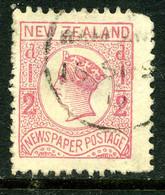 Nouvelle-Zélande 1872 Y&T 38 ° - Gebraucht