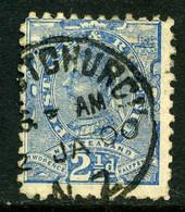 Nouvelle-Zélande 1891-95 Y&T 68 ° - Gebraucht