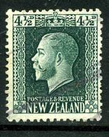 Nouvelle-Zélande 1915-22 Y&T 155 ° - Gebraucht
