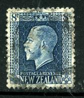 Nouvelle-Zélande 1915-22 Y&T 158 ° - Gebraucht