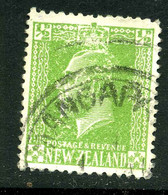 Nouvelle-Zélande 1915-22 Y&T 163 ° - Gebraucht