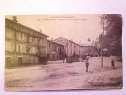 2020 - 8847  SOUSCEYRAC  (Lot)  :  Quartier De La Poste Et Le FOIRAIL   XXX - Sousceyrac