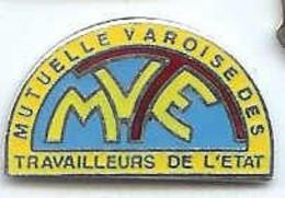 @@ Assurance Mutuelle Varoise Des Travailleurs De L'état MVE VAR PACA EGF @@ba130b - Banks
