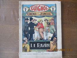 GUIGNOL CINEMA DE LA JEUNESSE N° 179 DU 18 OCTOBRE 1931 - 1900 - 1949