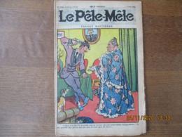 LE PÊLE-MÊLE DU 4 MAI 1924 TAPAGE NOCTURNE - 1900 - 1949
