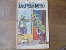 LE PÊLE-MÊLE DU 10 AOUT 1924 UNE PREUVE - 1900 - 1949