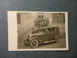 Hünenberg - Restaurant Zur Wart 1929 / Rolls Royce  (3731) - ZG Zoug