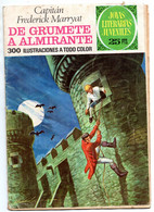 Revista Capitan Frederick Marryant - Old Comic Books
