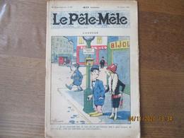 LE PÊLE-MÊLE DU 18 OCTOBRE 1925 CANDEUR - 1900 - 1949
