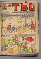 Comics  Del Tbeo Encuadernado  Aproximadamente De Los Años 43-47 - Old Comic Books