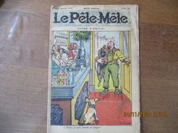 LE PÊLE-MÊLE DU 18 MAI 1924 OFFRE D'EMPLOI - 1900 - 1949