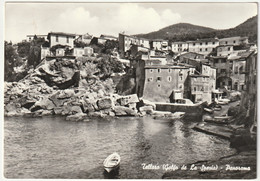 TELLARO - LA SPEZIA - PANORAMA - VIAGG. 1963 -52402- - La Spezia