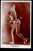 REF 535 CPA 1927 Joséphine Baker Folies Bergeres - Kabarett