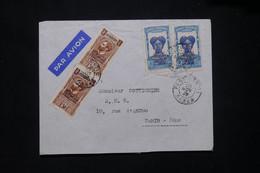 A.E.F. - Enveloppe De Port Gentil Pour Paris En 1939 Par Avion - L 79412 - Lettres & Documents
