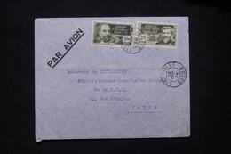 A.E.F. - Enveloppe De Libreville Pour Paris En 1939 Par Avion - L 79413 - Lettres & Documents