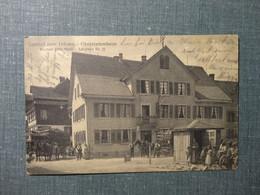 Gasthof Zum Ochsen - Oberstammheim (3741) - ZH Zurich