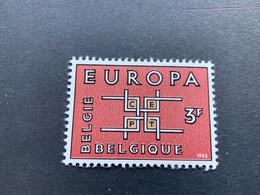 Belgie Belgique 1260 Cu : Kader Boven T Gebroken - Cadre Au Dessus Du T Cassé - Unclassified