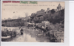PARTHENAY  *  Le Moulin Saint-Paul  ....  -  CPA En Bon état - Parthenay