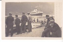 CPA Old Pc Norvege Aandelnes Ship - Noruega