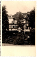 Carte Photo Originale Haus Raschke Mittagstisch - Zimmer - Pension - Plaatsen