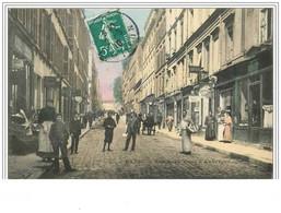 PARIS IX Rue De La Tour D&amp Acute Auvergne éditeur David - District 09