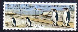 T.A.A.F - P.A  N°124 ** (1992) - Poste Aérienne