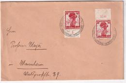 ALLEMAGNE 1926 LETTRE DE NEUSTADT - Brieven En Documenten